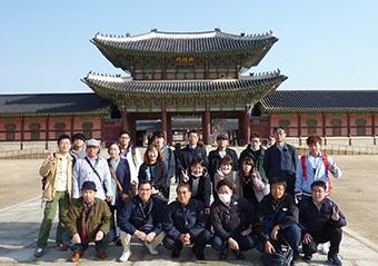 社員旅行で韓国へ